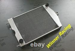 2x1 Ford 2N/8N/9N tractor withchevy 350 5.7L V8 engine Aluminum Alloy Radiator