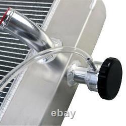 3 Row Aluminum Radiator For Ford New Holland Tractor 9N, 2N, 8N OE 8N8005 86551430