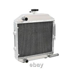 3 Row Aluminum Tractor Radiator Fit Ford/New Holland Model 1300 OE# SBA310100211