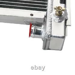 3 Row Radiator For Fit Ford New Holland Fordson Dexta Super Dexta 957E8005