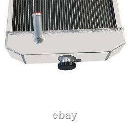 3 Row Radiator For Ford New Holland Jubilee NAA NAB 500 501 1469 600 C5NN8005AB