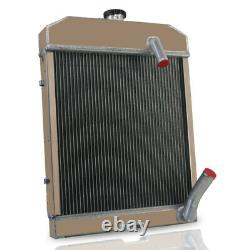 3 Rows Radiator Cooling for Ford Holland NAA Jubilee 500 501 600 700 800 900