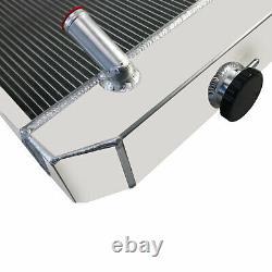 4 ROW C5NN8005AB Radiator For Ford Jubilee NAA NAB 500 501 1469 600 NCA8005C