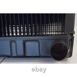 4 Row Radiator Fits Ford Fits New Holland 2000 2600 3000 3100 3500 3600 4100 C7N