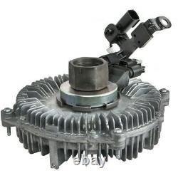 46094 4-Seasons Four-Seasons Fan Clutch Radiator Cooling New for F250 Truck F350