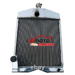 50mm Aluminum Radiator For Ford 2N 8N 9N Tractors 8N8005 Tractor 1939-1952 1951