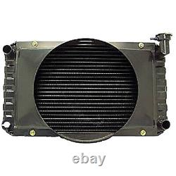 847465 Radiator Fits Ford Fits New Holland Skid Steer Tractor L255 LS125