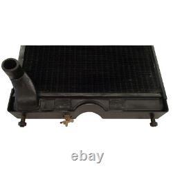 86551430 Restoration Quality Radiator Grill Shroud Set Fits Ford 2N 8N 9N