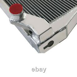 8N8005 86551430 Full Aluminum Radiator with cap For Ford 8N 9N 2N Models
