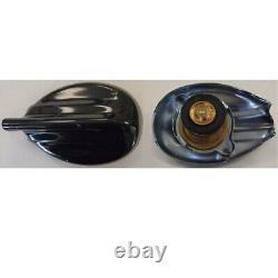 8N8005 Radiator Kit Cap Upper Lower Hose Fits Ford Tractor 2N 8N 9N
