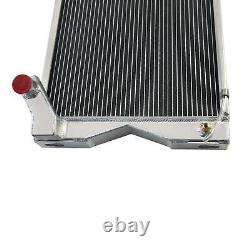 8N8005 Tractor Radiator For Ford 9N 2N 8N Models 3 Rows Aluminum New