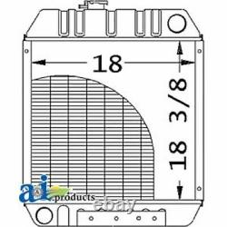 A-86534248 For Ford Tractor Radiator LS170 LX665