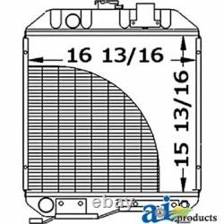 A-SBA310100630 For Ford Tractor Radiator 1715