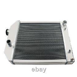 Aluminum Cooling Radiator Ford 4500 5000 5100 5200 5600 6600 345C 445 D8NN8005SB