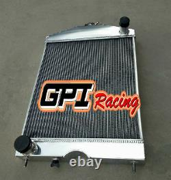 Aluminum Radiator FOR Ford 2N/8N/9N tractor withford 305 5L V8 engine 1928-1952