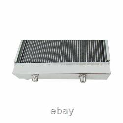 Aluminum Radiator FOR Ford NEW Holland Tractor 1000,1500,1600,1700 SBA310100031