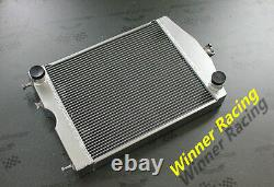 Aluminum radiator fit Ford 2N/8N/9N tractor with ford 305 V8 engine