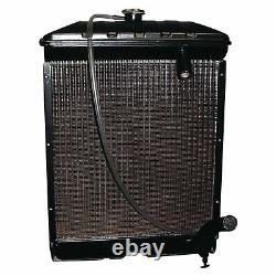C5NN8005AB Radiator For Ford Tractor 800 801 JUBILEE 2000 4000 600 601