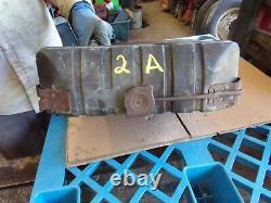 C5NN8005AB Radiator Ford NAA 600 700 800 900 2000 4000 Radiator Shroud 2A