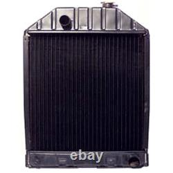 C7NN8005E Made to fit Ford Tractor Radiator 5000, 5100, 5200, 7000, 7100, 7200