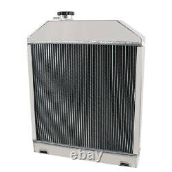 C7NN8005H 3 Rows Radiator For Ford Tractor 2000 2600 3000 3600 4000 4450 4610