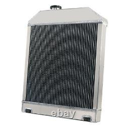 C7NN8005H Aluminum Tractor Radiator for Ford/New Holland 2000 2600 3000 3600+