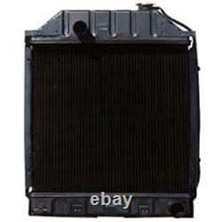 C7NN8005H Made to fit Ford Tractor Radiator 2000, 3000, 4000, 4100 4000SU, 2600
