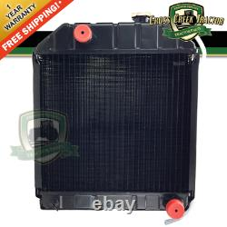 C7NN8005H NEW Radiator For Ford Tractor 2000 2600 3000 3400 3500 4000 4100 4400+