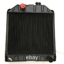 C7NN8005H Radiator Fits Ford Fits New Holland Tractor 2120 2300 3100 3400 3550 4