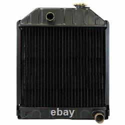 C7NN8005H Radiator For Ford Tractors 2000 2600 3000 3100 3500 3600 4000 4100