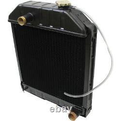 C7NN8005H Radiator for Ford 2120 2300 3100 3400 3550 4110 4410 4610 ++ Tractor