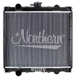 Case/ih Ford/new Holland Tractor Radiator 212071 87305451
