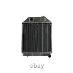 D3NN8005B Radiator +Oil Cooler Fits Ford Fits New Holland Diesel Tractor 700 710