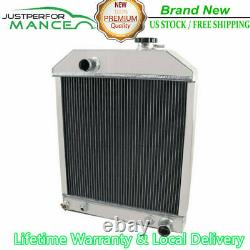 D3NN8005SB Tractor Radiator for Ford 55 445C 535 545 4500 5000 5200 5600 6600C