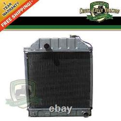 D8NN8005PA NEW Ford Tractor Radiator 2000, 3000, 4100, 340, 340A, 340B, 540+