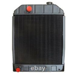 D8NN8005PA Tractor Radiator Fits Ford New Holland 200 2100 2300 2600 3000 3100 +