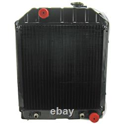 D8NN8005SB Made to fit Ford Tractor Radiator 4500, 5000, 5100, 5200, 5600, 6600