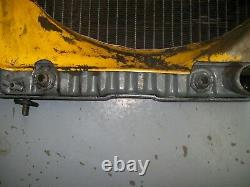 D8nn8005sb 83984124 Radiator Ford 535 5600 And 6600 With Cooler