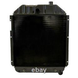 E1NN8005EA15M Radiator Fits Ford Fits New Holland 6710 7700 7710 Models