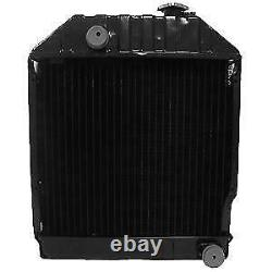 E9NN8005AB15M Made to Fit Ford Tractor Radiator 3230, 3430, 3939, 4130, 4630