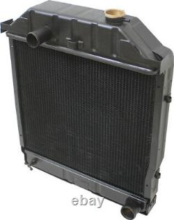 E9NN8005AB15M Radiator for Ford New Holland 3230 3430 3930 4130 4630 ++ Tractors