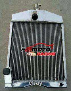 FOR Ford Tractor 8N8005 2N 8N 9N 50MM Aluminum radiator