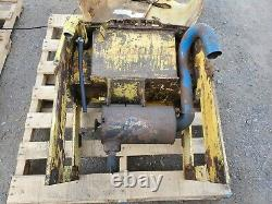 FORD 4500 Industrial Tractor Cowl Radiator Shell w Oil Tank Assy