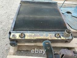 FORD 86531508 Radiator, 4500 Industrial Tractor