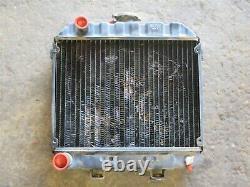 FORD 9607255 LGT14D Diesel Tractor Shibaura E643 14hp Diesel Engine Radiator