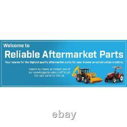 Fits Ford Fits New Holland Tractor Radiator 6810 7610 7810 OE D8NN8005KB E0NN800