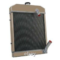 For Ford Holland 501 600 601 700 701 800 801 901 Tractor NCA8005 Radiator
