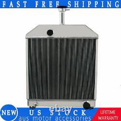 For Ford/New Holland 445D 455C 555C 555D 565D 655C Tractor E7NN8005DA Radiator