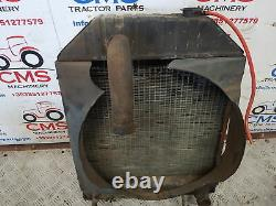 Ford 10 Series 4610, 7610, 7810 Water Oil Cooling Radiator E7NN8005BB15M