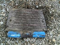 Ford 3000 Diesel Tractor working engine motor radiator nose cone grill screen